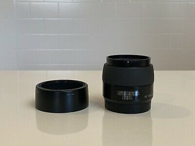 Hasselblad HC 80mm f/2.8 Lens for H System & Fuji GX645 - Good!