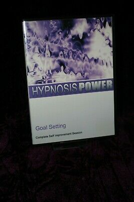 Goal Setting with Hypnosis + Bonus Disc - Hypnotherapy, Self Help, Motivation