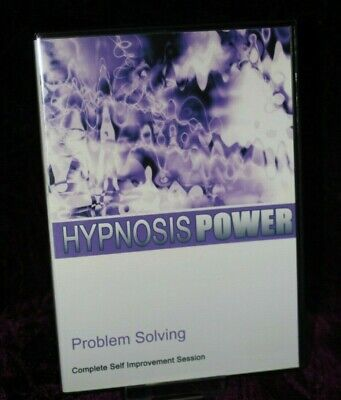 Problem Solving with Hypnosis + Bonus Disc - Hypnotherapy, Self Help