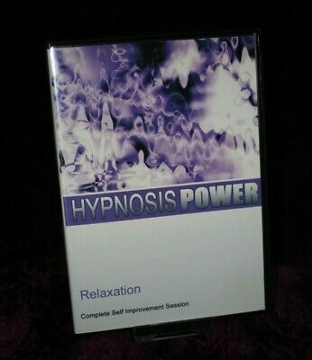 Relaxation with Hypnosis + Bonus Disc - Hypnotherapy, Self Help