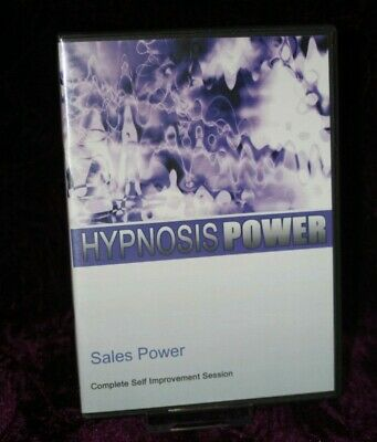 Sales Power with Hypnosis + Bonus Disc - Hypnotherapy, Self Help, Marketing