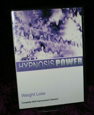 Weight Loss with Hypnosis + Bonus Disc - Hypnotherapy, Self Help, Diet, Food