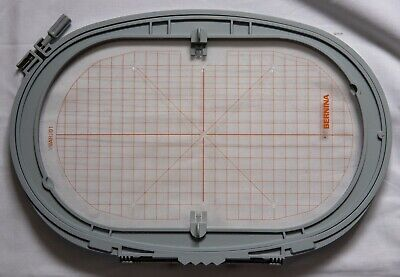 Genuine Bernina Large Oval  Embroidery Hoop