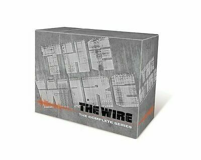 The Wire - The Complete Series DVD collection , 2008, 23-Disc Set)