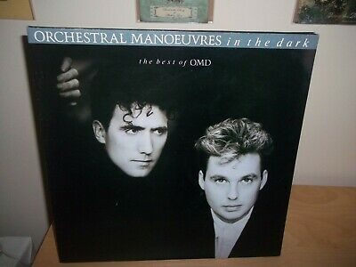 Orchestral Manoeuvres In The Dark – The Best Of OMD - 1988, UK, Vinyl, LP