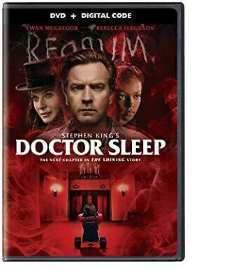Doctor Sleep DVD Free Shipping PreOrder release date 2/04/20