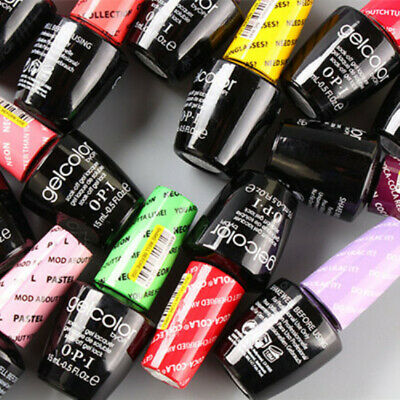 OPI UV&LED Soak Off Gel Nail Polish Color Choose Any Colors Brand New 0.5oz/15ml