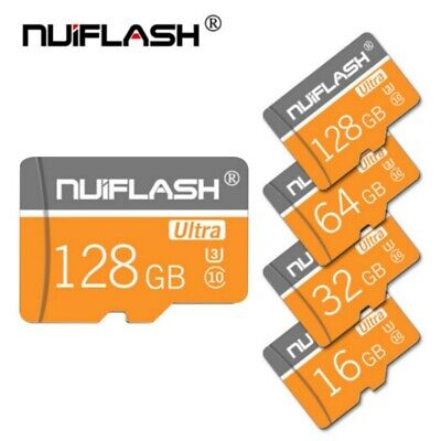 128GB Mini Micro-SD-Karte Klasse 10 High-Speed Speicher für Kamera / Handy