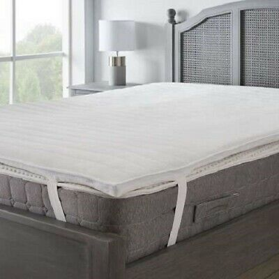 Comfy Memory foam Cooling Soft Top Mattress Topper KING 150x200 Washable Cover