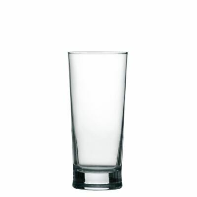 Utopia Senator Conical Beer Glasses in Clear Made of Glass 20 oz / 570 ml