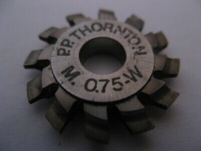 P.P. Thornton Clock Wheel Cutter.