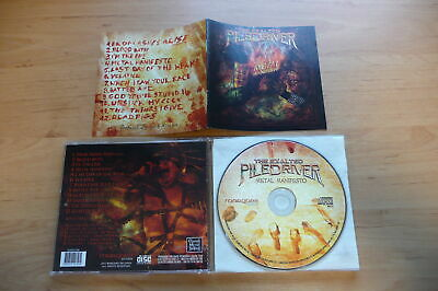 @ Cd The Exalted Piledriver - Metal Manifesto / Marquee 2013 /Speed Metal Canada