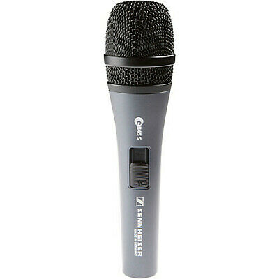 Sennheiser E835S - Cardioid Handheld Dynamic Microphone with Built-In On/Off Swi