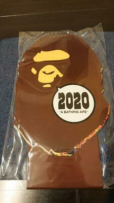 A Bathing Ape 2020 Desk Calendar BAPE APE Brand NEW 100% Authentic Japan