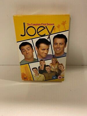 Joey - The Complete First Season (DVD, 2005, 3-Disc Set) Spin off FRIENDS Sitcom