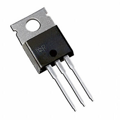 10 transistors MOSFET IRF610 canal N Vdss80V Id3,5A Rds1,5Ohm TO220AB  SEC