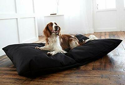 Tough and waterproof wipe-clean dog beds, large and extra large, various colours