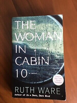 The Woman In Cabin 10-Ruth Ware-Paperback