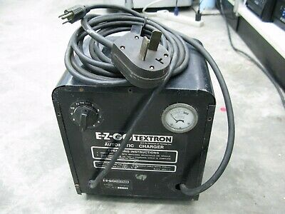 EZ GO Textron Total Charge 36 Volt Golf Cart Battery Charger