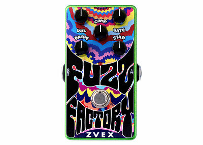 ZVEX Effects Vertical Fuzz Factory GENTLY USED