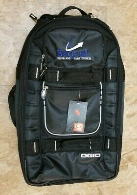 """OGIO HEAVY DUTY """"Layover"""" traveling bag, suitcase, luggage carry-on w/ wheels"""