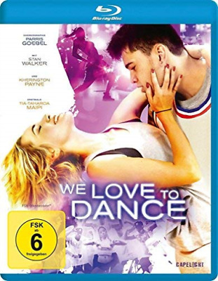 Davis,Tammy-We Love To Dance (Blu-Ray) - (German Import) Blu-Ray Nuevo