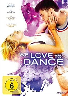Davis,Tammy-We Love To Dance - (German Import) Dvd Nuevo