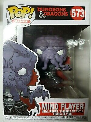 Funko Pop Dungeons & Dragons #573 Mind Flayer Figure Brand New