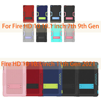 "Case for Amazon Fire HD 10 Tablet 10.1"" Case 7th 9th Generation Shockproof Cover"