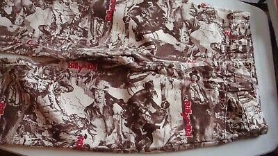 Vintage Billy The Kid Western Outlaw Boy's Pants