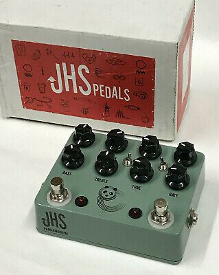 JHS Pandamonium Bass Effect Pedal