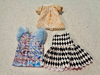 Blythe Doll Clothes Used Set 1