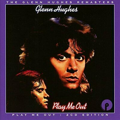 Hughes, Glenn-Play Me Out -Expanded- Cd Nuevo