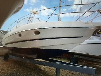Motorboat Cranchi CSL 28ft (not Sealine & not Bayliner)