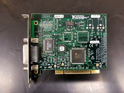 *VB Best Offer* National Instruments NI 183619C-01 GPIB PCI Card 2001