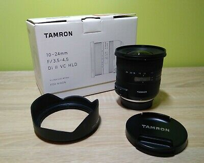 Tamron 10-24mm - Lens For Nikon - Barely Used!