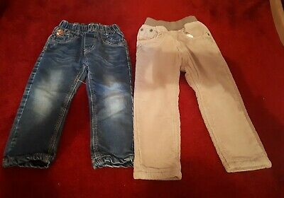 Boys winter jeans 3-4 years
