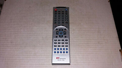 OEM KY Kumyoung RDVD-1100 Remote Control tested and working