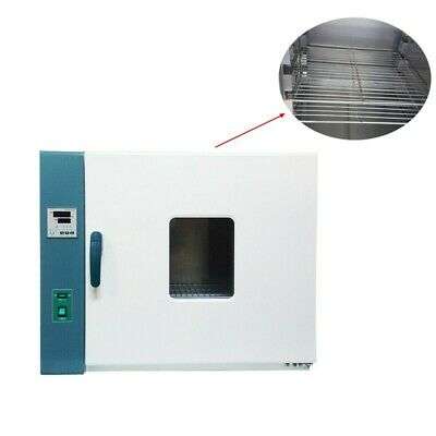 220V Digital Forced Air Convection Drying Oven 13.8*13.8*13.8'' Inner chamber