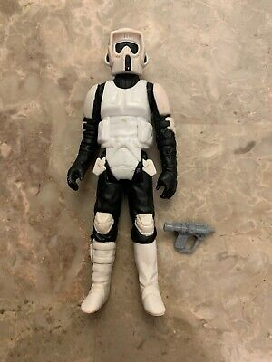 Playskool Star Wars Galactic Heroes Imperial Biker Scout trooper NEW!