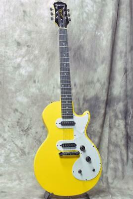 Epiphone Les Paul Sl Sy Sunset Yellow Electric Guitar From Japan Free Shipping