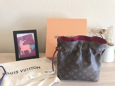 Brand New Authentic Louis Vuitton Noé Pouch Monogram M43445 Neo Noe 2019