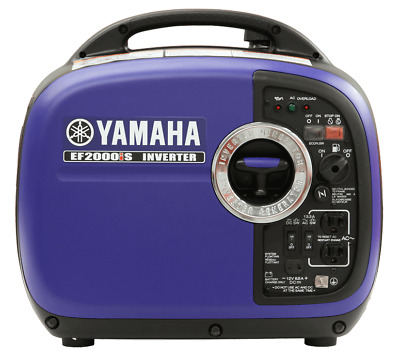 35% OFF! Yamaha EF2000iS Generator - GENERATOR CLEAROUT