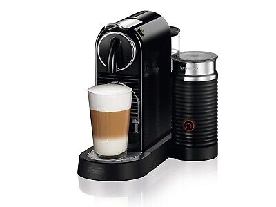 Delonghi EN267BAE Citiz & Milk Nespresso Machine - Black - RRP $329.00
