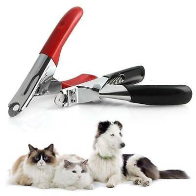 Pet Cat Dog Nail Toe Claw Clippers Scissors Trimmer Shear Cutters Grooming D