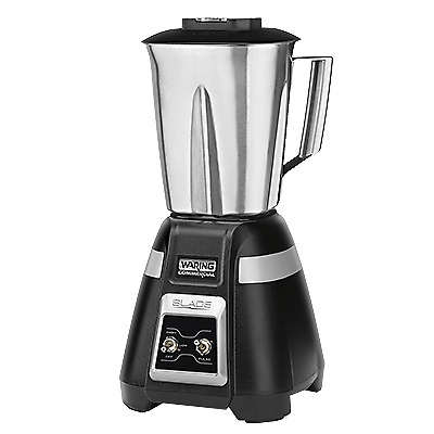 Waring BB300S Blade Bar Blender 48-oz. stainless steel container