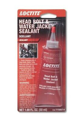 Loctite Thread Sealer Head Bolt / Water Jacket 50 ml Tube Each