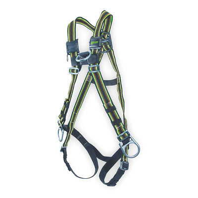Miller E552/UGN DuraFlex Harness - Universal 400 Lb Capacity Stretchable