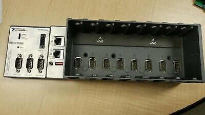 National Instruments NI cRIO-9068 Real Time Linux FPGA Controller 8-Slot Chassis