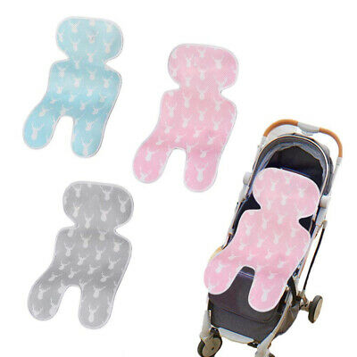 Baby Newborn Car Seat Stroller Liner Cool Cushion Mat Pushchair Breathable Mesh